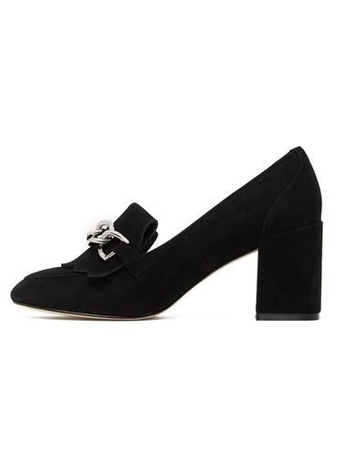 Kalın Topuklu Oxford Ayakkabı-Aldo